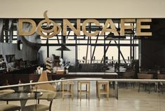 Don Cafe House Kosovo 2 Don Café House: Inspired Interiors Transport You Inside A Sack Full Of Coffee Beans!