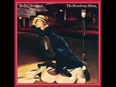 Barbra Streisand - The Broadway Album (Full Album)