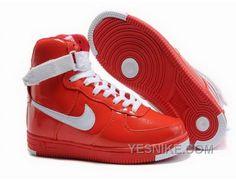 size 40 c7ee1 7a245 Buy Soldes Derniere Arrivee Nike Air Force 1 High Premium Femme Rouge  Blanche Baskets Paris Cheap To Buy from Reliable Soldes Derniere Arrivee Nike  Air ...