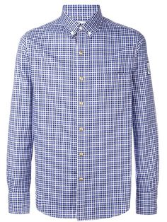 Shop Moncler Gamme Bleu button down shirt in Giulio from the world's best independent boutiques at farfetch.com. Shop 400 boutiques at one address.