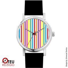 Mostrar detalhes para Relógio de pulso OTR PADRÃO PAD 0021