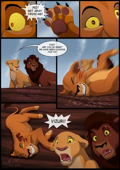 Marks of the past - Page 6 by Irete on DeviantArt Lion King Story, Lion King 1, Lion King Fan Art, Lion King Movie, Disney Lion King, King Art, Dan Phantom, Lion King Drawings, Art Drawings