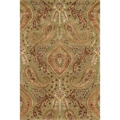 Hand-tufted Alyah Multi Wool/ Viscose Rug (3'6 x 5'6)   Overstock.com Shopping - Great Deals on Alexander Home 3x5 - 4x6 Rugs
