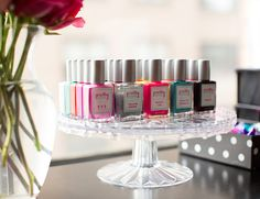 Meet Sara Ricklen from Pretty Please Polish - Inspired by This