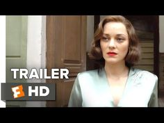 Allied Official Trailer 1 (2016) - Brad Pitt Movie - YouTube