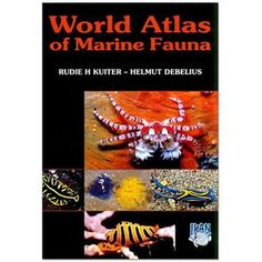 World Atlas of Marine Fauna, Debelius | This product and more at http://www.watersportswarehouse.co.uk/shop/scuba-diving-equipment.html
