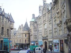 Edinburgh, Scotland  I was here and on this very street with my hubby!  Can't wait to go back!