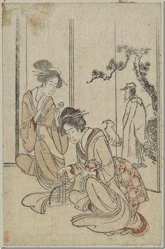 Japanese Art Prints  http://www.pinterestpatron.com/2012/07/japanese-art-prints-part-1/