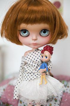 Sio's Blue Eyes by erregiro on Flickr