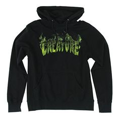 Creature Inferno Pullover L/S [X-Large] Black