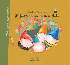 W Karzełkowie jesień złota - Andrzej Sobczak AUDIO BOOK dla dzieci Audio