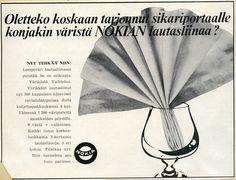 #Nokia #lautasliinat #kattaus #konjakki #paperituotteet