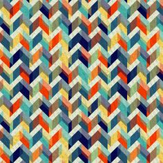 Gilmorish zigzag cloud pattern I created on Patterncooler.com - Have fun with this easy-to-use yet powerful free resource applying your own colors and textures to 10,000s of beautiful downloadable pattern designs. Whether you are a professional designer or just someone wanting a new background for your twitter profile, you may be very glad you stumbled on this unique project by Harvey Rayner