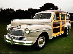 woodie automobile | 1948 Mercury Woodie Wagon | Cool Cars