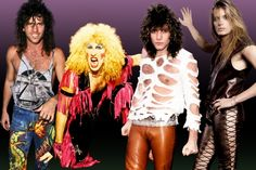 The hair, the clothes, what a glorious time it was. The Fug Girls retrospective of hair/glam rock bands of the 80's!