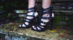 Gladiator Heels #Shoes Gladiator Heels, Birkenstock Florida, How To Feel Beautiful, Women Empowerment, Beauty Hacks, Hair Beauty, Sandals, Fashion Trends, Shoes