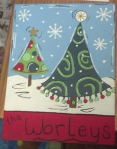Merry Christmas Worley family