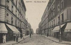 PANTIN -  rue etienne marcel