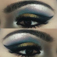 AMY LASH by PINTALASH. Arabic Makeup.