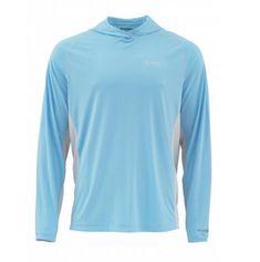 46f0a4ed2623d7 2018 Men Fishing Shirts Solarflex Hoody UPF50 Quick Dry Soft Fishing Clothing  T-shirt LS