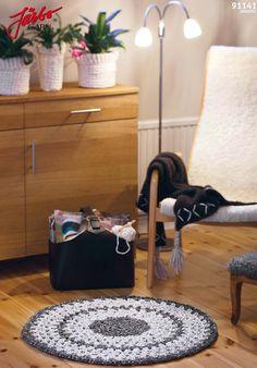 Drops Design, Knit Crochet, Mandala, Projects, Crafts, Inspiration, Home Decor, Knits, Crochet Rugs