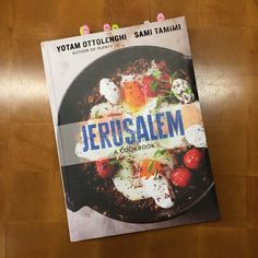 I can't recommend this cookbook enough. All of Ottolenghi's cookbooks are…