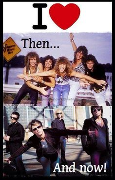 30 Years of Bon Jovi...Thank You Fer