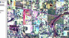 Burnt area visualisation with Sentinel 2 Satellite imagery using Saga GIS