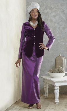 Selita Skirt Suit from ASHRO