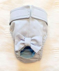 Female Dog Diaper Perfect for your dog in Season and House Training Baby Blue