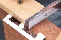 AW Extra 6/13/13 - Precise Hand-Cut Dovetails - Woodworking Techniques - American Woodworker