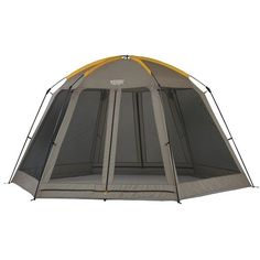 Biscayne Screen House Tent  sc 1 st  Pinterest & Broadstone Instant Screen House 10 x 9-ft | Canadian Tire | Tents ...