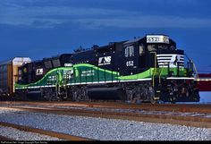 RailPictures.Net Photo: NS 652 Norfolk Southern RP-M4C at Atlanta, Georgia by Ryan Nicolay