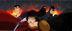 Image result for batman v superman bruce timm aquaman
