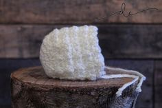 Baby Bonnet by DianaCartinian on Etsy