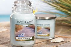 Yankee Candle UK large selection of American scented Yankee Candles. Candle Holders, Candle Accessories and Car fragrancing Buy online for fast delivery. Wood Wick Candles, Scented Candles, Candle Jars, Yankee Candle Scents, Yankee Candles, My Yankees, Candle Accessories, Beach Room, Beach Walk