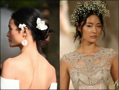 All The Beauty In Bride Hairstyles 2019 - Bob Hairstyle Goddess Hairstyles, Bride Hairstyles, Trendy Hairstyles, Bob Hairstyles, Slicked Back Hair, Velvet Hair, Half Updo, Hair 2018, Hair Pictures