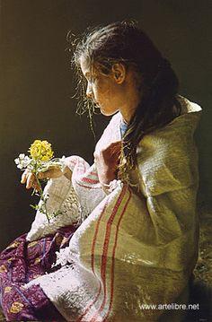 Isabel Guerra, la monja pintora hiperrealista.