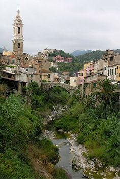 Dolcedo, Liguria, Italy