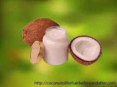 What type of coconut oil is best for hair