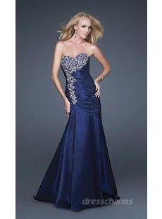 blue long dress #duongdayslook #bluefashion www.2dayslook.com