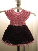 Free Crochet Baby Dress Patterns | SPRING DRESSY DRESS · Crochet | CraftGossip.com