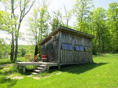 Weekend Cabin: Callicoon, New York