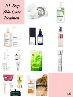 Test-Driving a 10-Step Korean Skin Care Regimen
