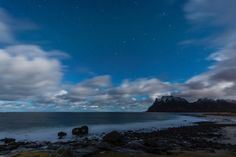 AlexLapidus-Arctic beach-The big dipper