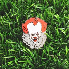#Repost @leihusky  Pennywise the Dancing Clown now on Etsy! First ten pins are 5.00 each! Go get em! Link in bio!    (Posted by https://bbllowwnn.com/) Tap the photo for purchase info.  Follow @bbllowwnn on Instagram for the best pins & patches!