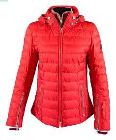 Bogner Women Kelly D Jacket - Red