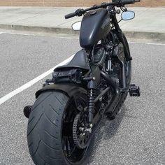 Harley Vintage Custom Bobber (15)