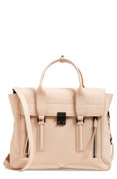 This Phillip Lim crossbody satchel is just beautiful!