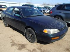 1995 #TOYOTA CAMRY LE   at  #Auction  VIN : #4T1SK12EXSU532512  #autobidmaster